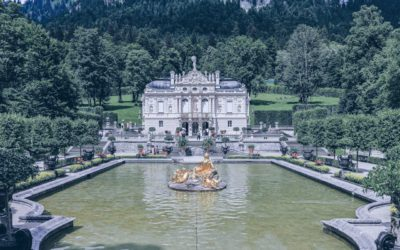 Venusgrotte im Schlosspark Linderhof