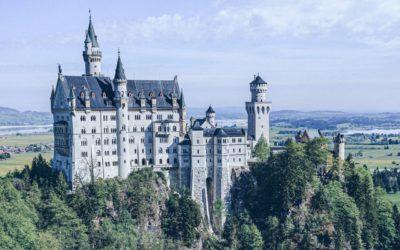 Prunkräume Schloss Neuschwanstein