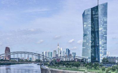 EZB Tower Frankfurt