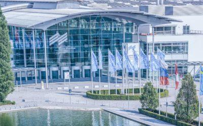 Neubau Messehalle München