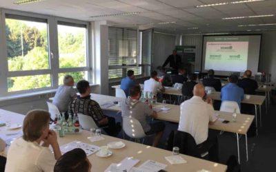 Schako Brandschutz-Schulung bei Felderer NRW