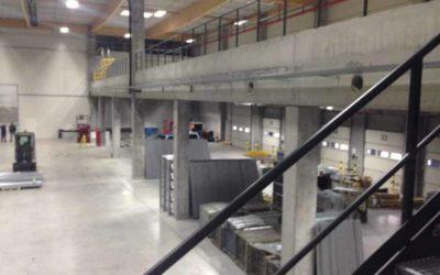 Felderer:  Neues Logistikzentrum in Weiterstadt