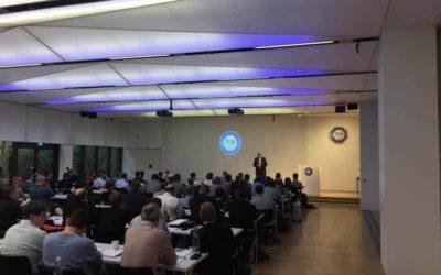 Gemeinsame Veranstaltung von TÜV SÜD und Felderer voller Erfolg