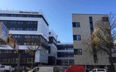 Europa Center Essen: Neubau mit Felderer