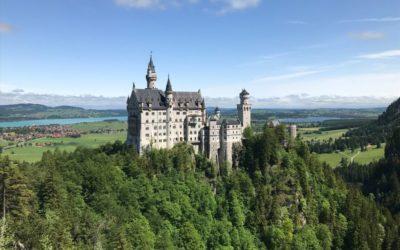 Königlich bayrisch: Sanierung der Prunkräume im Schloss Neuschwanstein