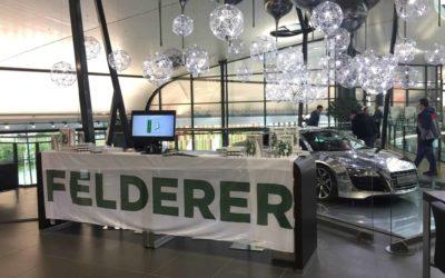 TÜV SÜD und Felderer AG über Europäisches Baurecht