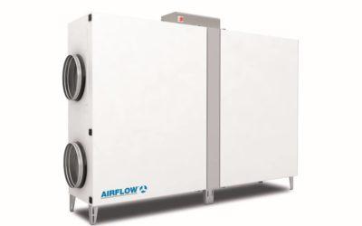 Vorgestellt: Lüftungsgeräte Duplex Flex von Airflow