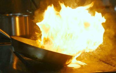GSB FIRESAFE: Die Absperrvorrichtung für Küchenabluft