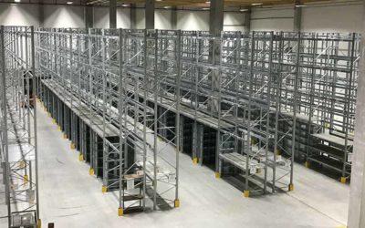 Logistikzentrum in Weiterstadt eröffnet